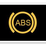 מנורת בקרה ABS